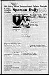Spartan Daily, April 6, 1955