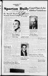 Spartan Daily, April 13, 1955
