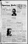 Spartan Daily, April 14, 1955