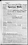 Spartan Daily, April 15, 1955