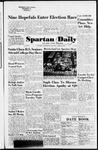 Spartan Daily, April 18, 1955