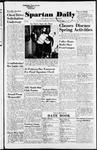 Spartan Daily, April 25, 1955