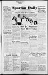 Spartan Daily, May 2, 1955