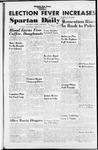 Spartan Daily, May 4, 1955