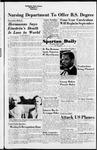Spartan Daily, May 11, 1955