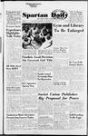 Spartan Daily, May 12, 1955