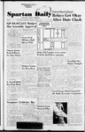 Spartan Daily, May 13, 1955