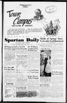 Spartan Daily, May 25, 1955