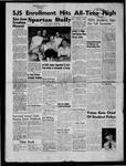 Spartan Daily, September 26, 1955