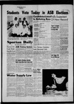 Spartan Daily, October 20, 1955 by San Jose State University, School of Journalism and Mass Communications