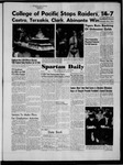 Spartan Daily, October 24, 1955 by San Jose State University, School of Journalism and Mass Communications