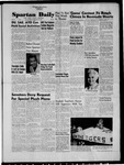 Spartan Daily, October 25, 1955