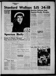 Spartan Daily, October 31, 1955 by San Jose State University, School of Journalism and Mass Communications