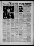 Spartan Daily, November 1, 1955 by San Jose State University, School of Journalism and Mass Communications
