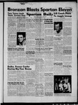 Spartan Daily, November 2, 1955 by San Jose State University, School of Journalism and Mass Communications