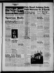 Spartan Daily, November 7, 1955 by San Jose State University, School of Journalism and Mass Communications