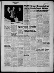 Spartan Daily, November 8, 1955 by San Jose State University, School of Journalism and Mass Communications