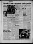 Spartan Daily, November 9, 1955 by San Jose State University, School of Journalism and Mass Communications