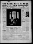 Spartan Daily, November 14, 1955 by San Jose State University, School of Journalism and Mass Communications