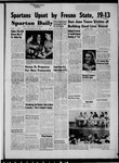 Spartan Daily, November 21, 1955 by San Jose State University, School of Journalism and Mass Communications