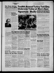 Spartan Daily, November 22, 1955 by San Jose State University, School of Journalism and Mass Communications