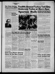 Spartan Daily, November 22, 1955