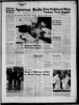 Spartan Daily, November 23, 1955 by San Jose State University, School of Journalism and Mass Communications