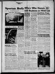 Spartan Daily, November 30, 1955 by San Jose State University, School of Journalism and Mass Communications