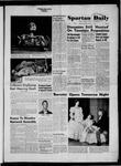 Spartan Daily, December 1, 1955