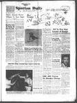 Spartan Daily, December 7, 1955 by San Jose State University, School of Journalism and Mass Communications