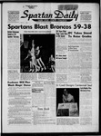 Spartan Daily, January 9, 1956 by San Jose State University, School of Journalism and Mass Communications