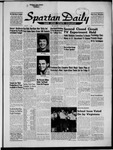 Spartan Daily, January 10, 1956 by San Jose State University, School of Journalism and Mass Communications