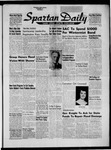 Spartan Daily, January 11, 1956 by San Jose State University, School of Journalism and Mass Communications