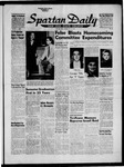 Spartan Daily, January 12, 1956 by San Jose State University, School of Journalism and Mass Communications