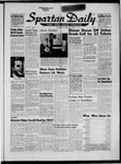 Spartan Daily, January 19, 1956 by San Jose State University, School of Journalism and Mass Communications