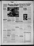 Spartan Daily, January 20, 1956 by San Jose State University, School of Journalism and Mass Communications