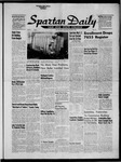 Spartan Daily, February 8, 1956 by San Jose State University, School of Journalism and Mass Communications