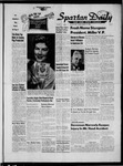 Spartan Daily, February 14, 1956 by San Jose State University, School of Journalism and Mass Communications