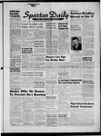 Spartan Daily, February 15, 1956 by San Jose State University, School of Journalism and Mass Communications