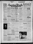 Spartan Daily, February 17, 1956 by San Jose State University, School of Journalism and Mass Communications