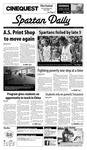 Spartan Daily February 23, 2010