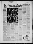 Spartan Daily, February 22, 1956 by San Jose State University, School of Journalism and Mass Communications