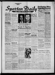 Spartan Daily, February 23, 1956 by San Jose State University, School of Journalism and Mass Communications