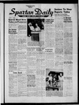 Spartan Daily, February 27, 1956 by San Jose State University, School of Journalism and Mass Communications