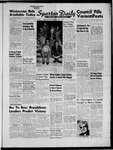 Spartan Daily, March 1, 1956 by San Jose State University, School of Journalism and Mass Communications