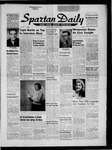 Spartan Daily, March 2, 1956 by San Jose State University, School of Journalism and Mass Communications