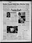 Spartan Daily, March 5, 1956 by San Jose State University, School of Journalism and Mass Communications