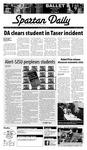 Spartan Daily (February 24, 2010)