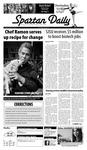 Spartan Daily (February 25, 2010)