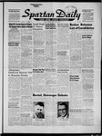 Spartan Daily, April 5, 1956 by San Jose State University, School of Journalism and Mass Communications